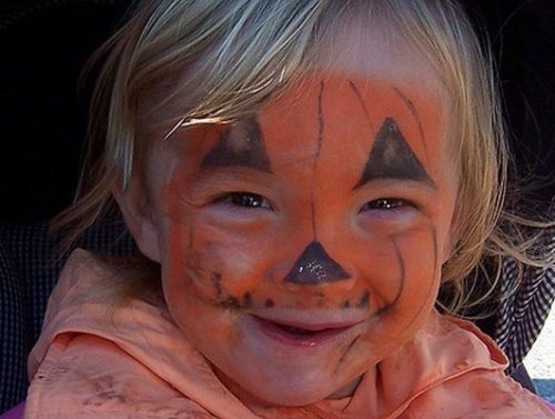 25 Artistic Halloween Face Painting Ideas For Kids