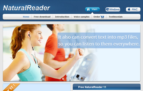 15 Programs and Tools to Convert Text to Speech
