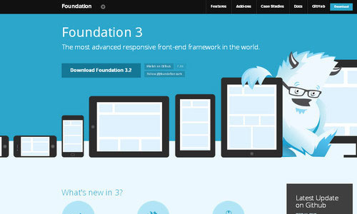 20 Responsive CSS Frameworks And Boilerplates
