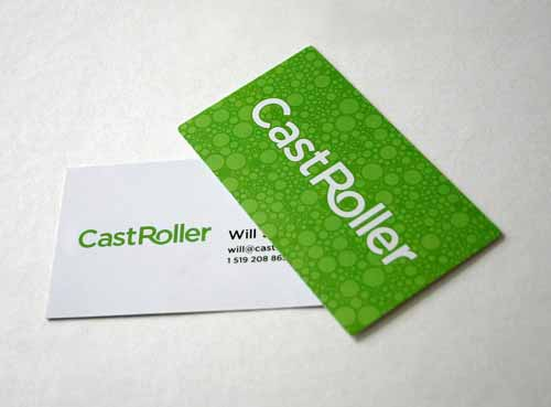 25 sustainable green business card samples for inspiration