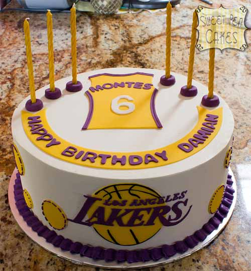 30 Of The World S Greatest Basketball Cake Ideas And Designs