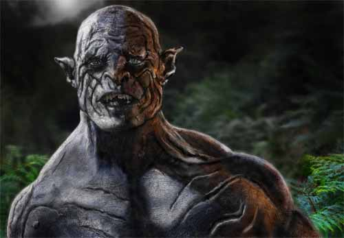 The Hobbit Azog The Defiler Artworks And Illustrations