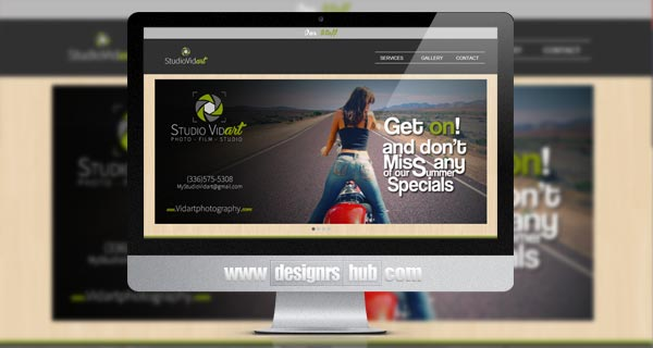 10 Latest Premium Adobe Muse Templates And Themes
