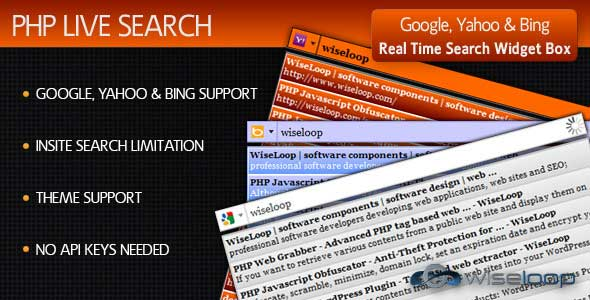 Building a Search Engine In PHP - 25 Scripts and Tools