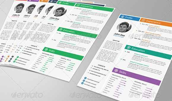 20 Professional Resume Templates To Grab Attention