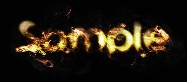10 Tutorials on How to Create Fire Text Effects In Photoshop