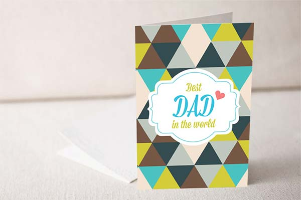 10 Creative Father\'s Day Greeting Card Design Ideas