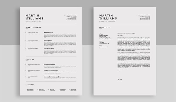 Teacher Resume Template 10 Perfect Layouts For Educators